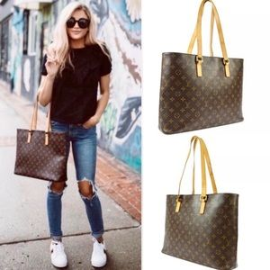 Beautiful 💫 Luco Tote 💫 Bag by Luis Vuitton